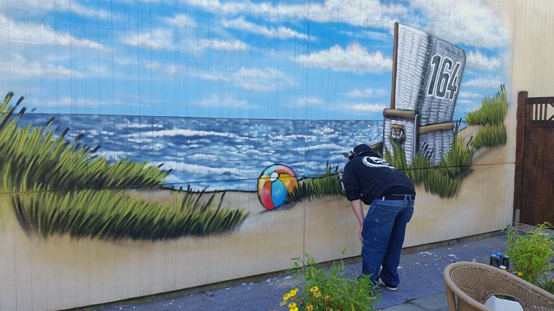 Terrassen-Verschönerung durch Holger Klein